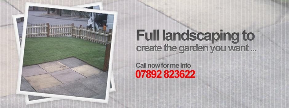 gardening services burnham-on-sea